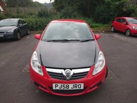 Vauxhall Corsa D 1.3 CDTi NAV-SAT, Parking Aid, BackCam
