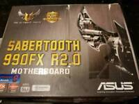 AMD FX System, Motherboard & CPU