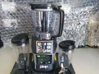 NUTRI NINJA BL490UK Kitchen System with Auto IQ.