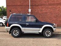 Mitsubishi Pajero 2.8 Diesel Auto Diff Lock
