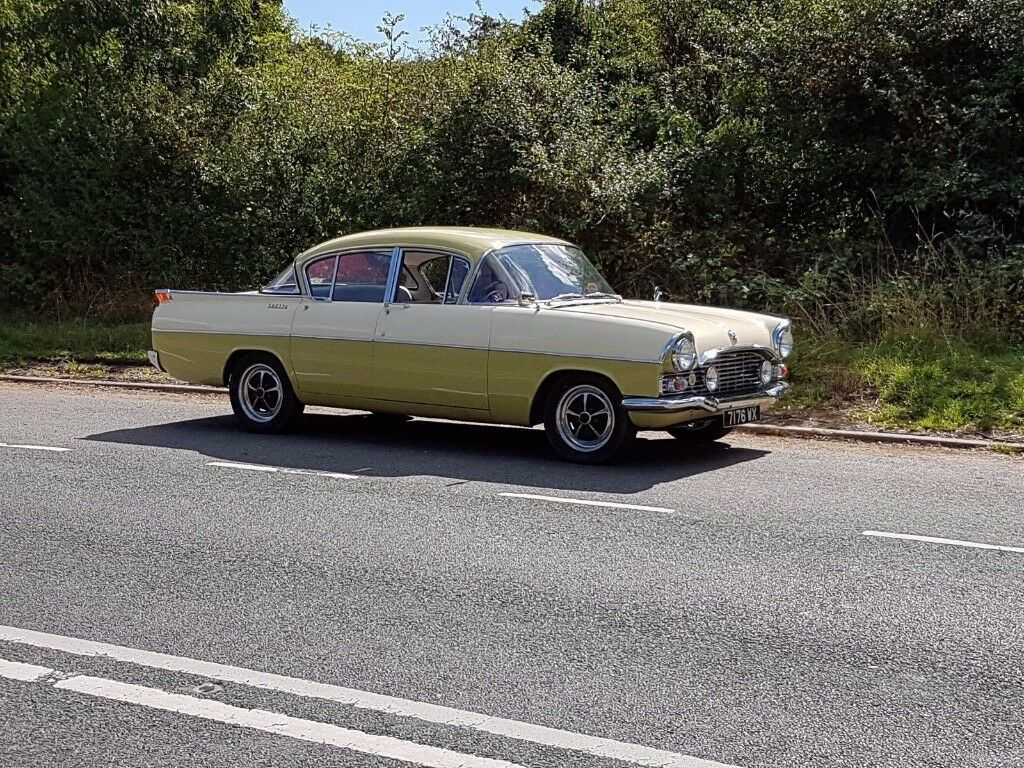 Vauxhall Cresta P.A 1961 classic New test from 18/9/17