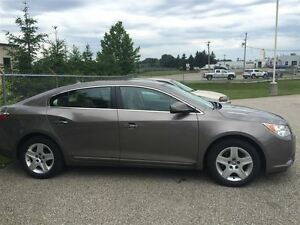 2010 Buick LaCrosse CX - ONE OWNER TRADE -BOUGHT AND SERVICED HE