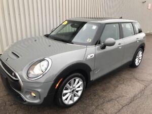 2018 Mini Clubman Cooper S LIKE-NEW! VERY LOW KMs + ALL WHEEL...