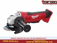 Milwaukee HD18AG0 M18 18V Angle Grinder Body Only