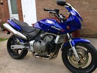 Honda CB 600 F2 Hornet s in great condition and very low mileage example, must be seen.