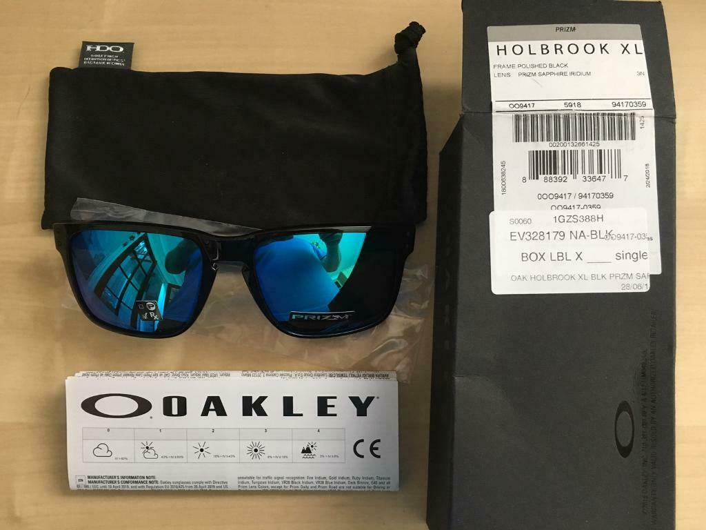 9849d3f59f60 OAKLEY Holbrook XL Prizm Sunglasses