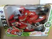 Racing bike toy