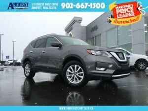 2017 Nissan Rogue SV AWD - HEATED FRONT SEATS, BACKUP CAM, LOW K