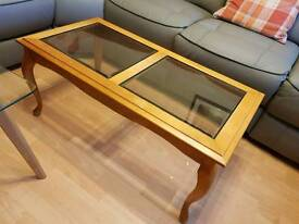 Coffee Table and Nest of Tables set
