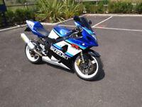SUZUKI GSX-R 600 K5 - 12 Months MOT - Superbike - Bargain