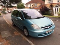 CITROEN C8 HDI. *WELL MAINTAINED*