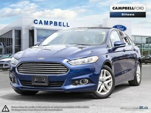 2016 Ford Fusion SE LEATHER-ECO BOOST-LOW PRICE