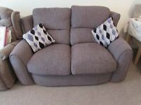 Immaculate 2 seater sofa
