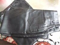 Women Leather trouser