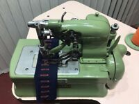 REECE S2 Industrial Button Hole & Sham Hole Sewing machine