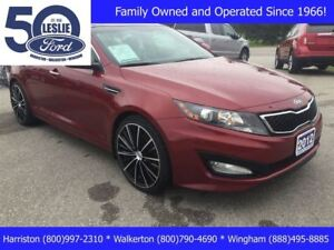2012 Kia Optima SX-T | GDI | Accident Free