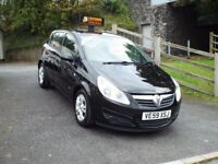 Vauxhall Corsa 1.3 CDTI econetic Diesel £30 a year tax!