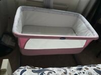 Chicco Next 2 Me Cot Bed travel cot