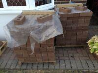 400 NEW Ibstock, Bracken Brown Bricks.