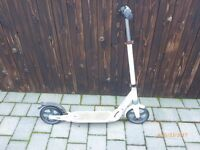 Kids Foldable - top of range suspension scooter - cost £120 new