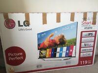 Lg 47inch 3D Smart TV