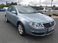 VOLKSWAGEN PASSAT 2.0 TDI SE 140 2006 REGISTERED WARRANTED MILEAGE GREAT RUNNER