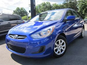 2014 Hyundai Accent BLUETOOTH CONNECTIVITY/HEATED SEATS/58KMS !!