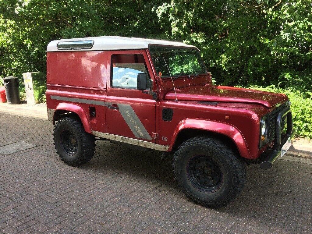 1995 Land Rover Defender 90 In Fakenham Norfolk Gumtree