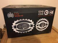 Car Speaker Kit - Ministry of Sound