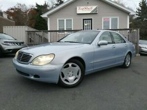 2001 Mercedes-Benz S320 LIKE NEW!! UNBELIEVABLE CONDITION!!