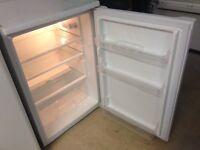 Under counter fridge good condition.