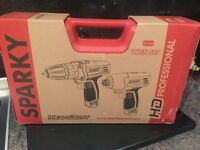 Sparky new combo set drill &. Compact heavy duty brand new