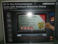 Medion Akoya P4011D Touch Screen Computer