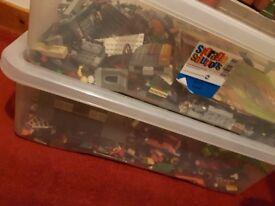 Massive Lego Job Lot - Including Instructions