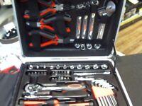 halfords multi tool kit in case
