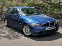 BMW 320i M SPORT, 08/58, 5 Door, Manual, 146k miles