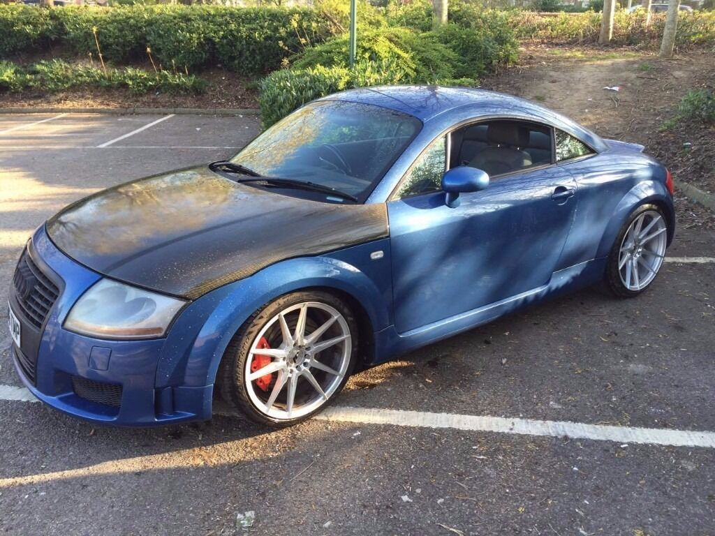 audi tt quattro 225 mk1 low mileage in sherborne dorset. Black Bedroom Furniture Sets. Home Design Ideas