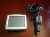 TomTom one sat nav N14644 for sale