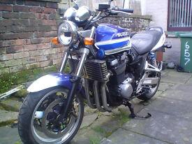 2002 Suzuki GSX1400...low miles £2799 ono...wanting a Bonneville, W800 or similar