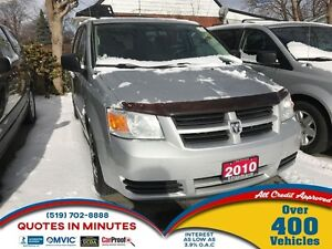 2010 Dodge Grand Caravan SE | LOANS FOR ALL CREDIT