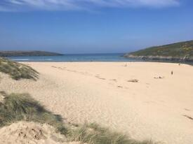 Crantock Beach holiday park Newquay... wow we have availability