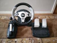 Tevion Steering Wheel