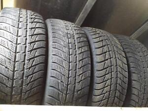 215/65R/16 NOKIAN WINTER SNOW TIRES WR G3 SUV FULL SET OF FOUR *** DODGE CARAVAN * TOYOTA SIENNA 215/65/16  * 215/65R16