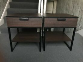 IKEA furniture for sale, 2 x bedside table, desk, chair