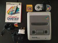 SNES - Super Nintendo - Super Game Boy - Japanese - NTSC