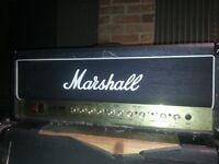 Marshall JCM2000 DSL100 Amp Head