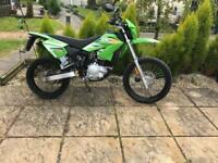 250cc supermoto/ green lane 11months mot