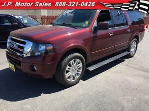 2012 Ford Expedition Max Limited, Automatic, Leather, Sunroof,