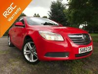 Vauxhall Insignia 2.0 CDTi 16v SRi VX-Line Red 5dr