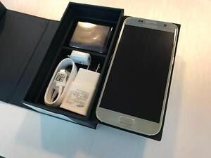 Samsung Galaxy S7 32GB Silver - UNLOCKED W/FREEDOM - BRAND NEW - EXCLUSIVE - Guaranteed Activation + No Blacklist